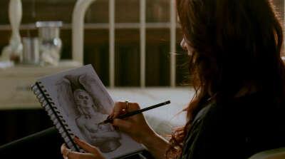 ...научиться шикарно рисовать...