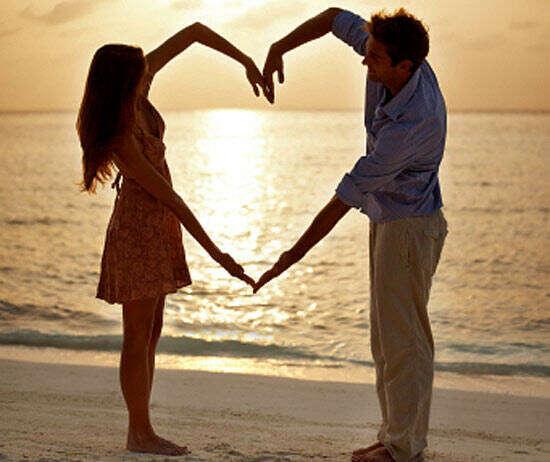 Счастливой, взаимной любви