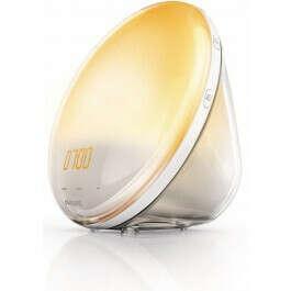 Световой будильник Philips Wake-up Light HF3520