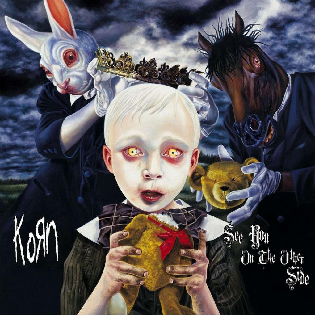 Прекрасный альбом прекрасной группы KOЯN