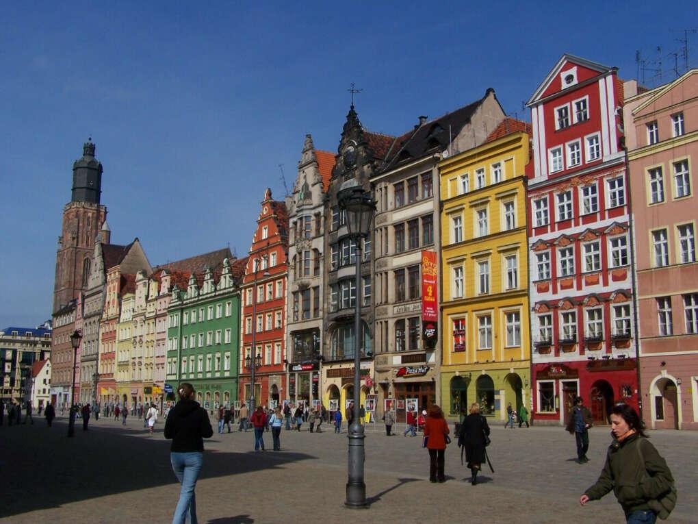 Хочу побывать в Польше