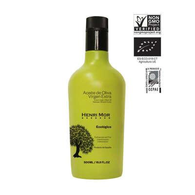 Оливковое масло Henri Mor