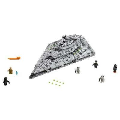 Конструктор LEGO Star Wars TM Звёздный разрушитель Первого Ордена (75190)