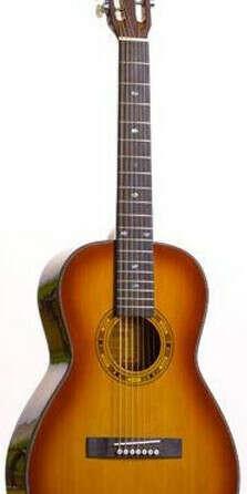 Играть на гитаре.