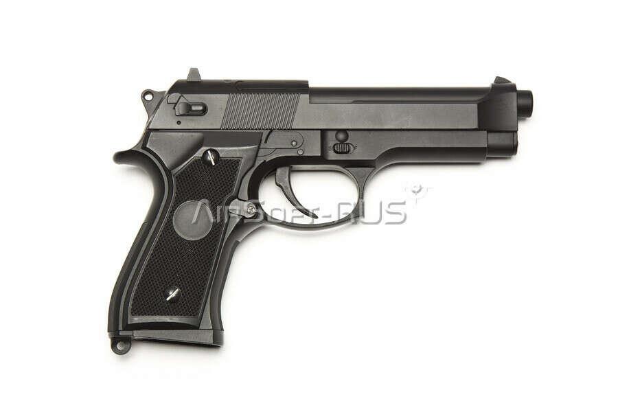 Пистолет страйкбольный