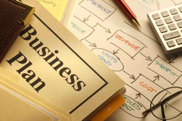 Написать бизнес план