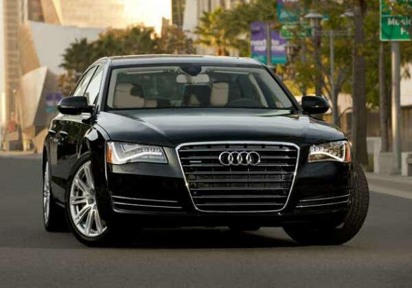Audi A8 W12 6.0