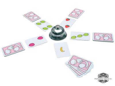 Настольную игру Halli Galli