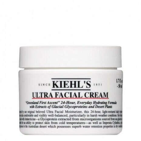 Kiehl's Увлажняющий крем для лица Ultra Facial Cream