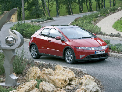 honda civic 5d 2006-2009