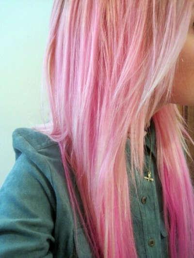 покрасить волосыы * ___*