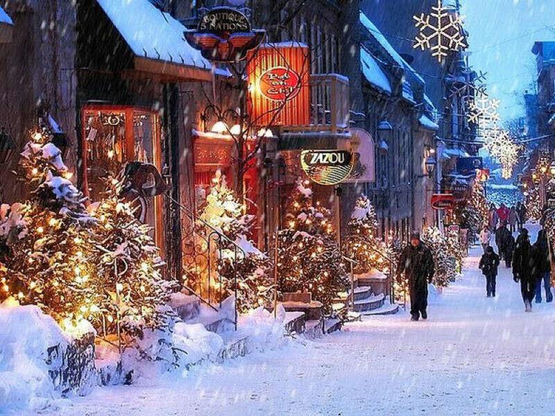 Волшебное рождество в Европе
