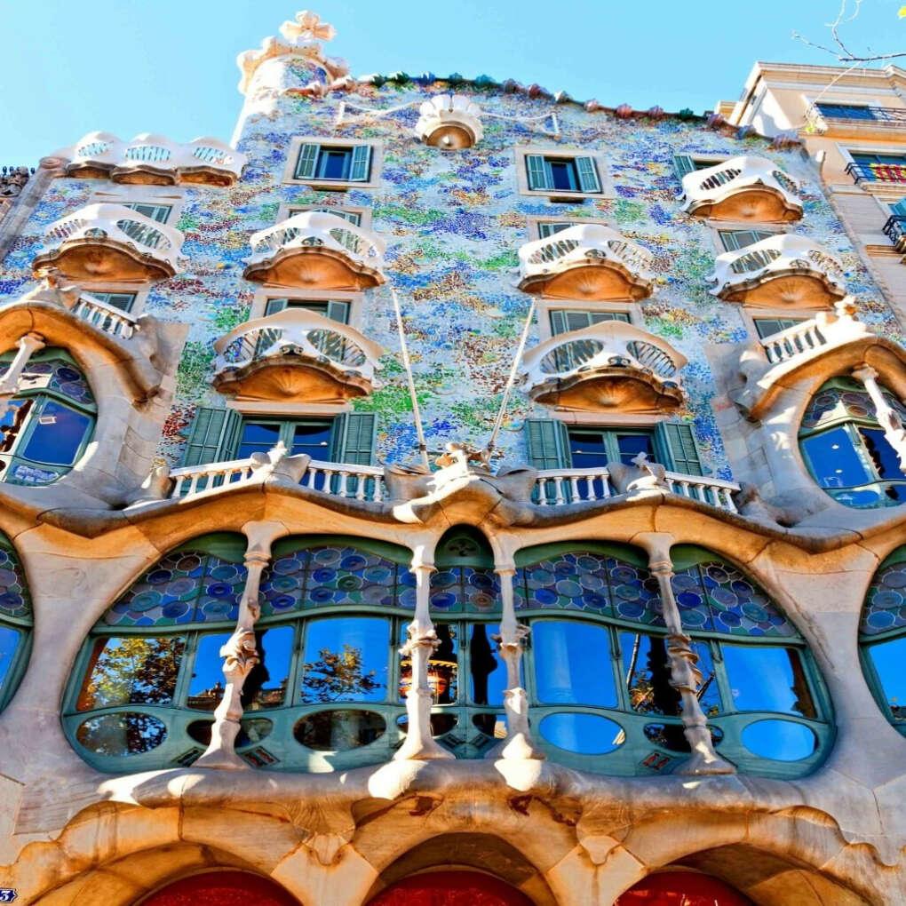 Увидеть Барселону