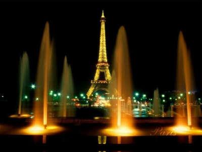 Посетить Париж