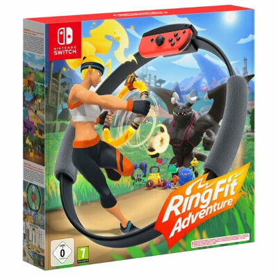 Nintendo Switch игра Nintendo Ring Fit Adventure