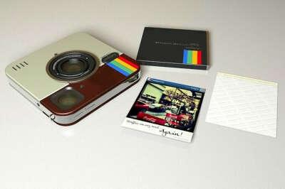 Камера Instagram Socialmatic Camera