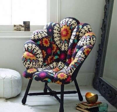 Хочу такое кресло в гостиную)))