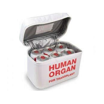 Сумка-холодильник Human Organ