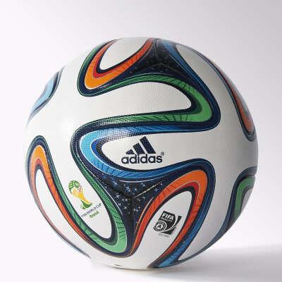 adidas Футбольный мяч Brazuca Official Match | adidas Россия