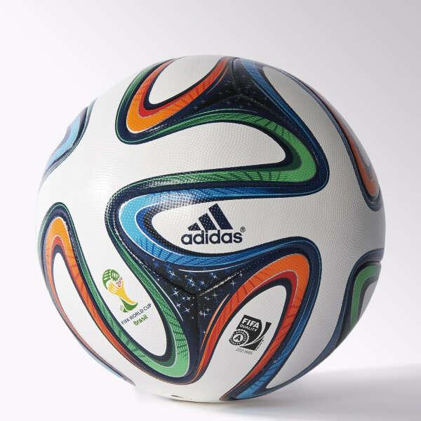 adidas Футбольный мяч Brazuca Official Match   adidas Россия