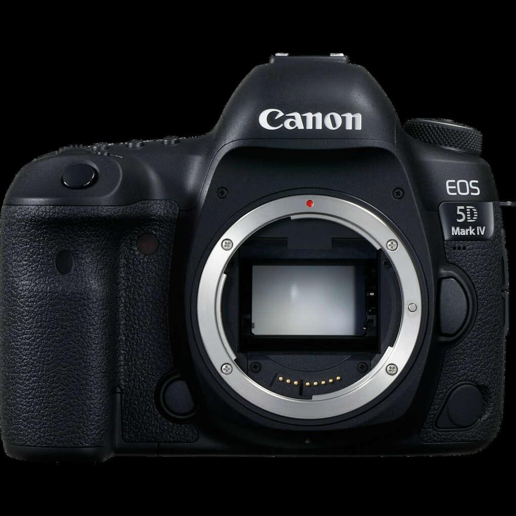 Corpo Canon EOS 5D Mark IV in Fotocamere Wifi at Canon