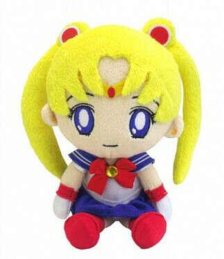 Bishoujo Senshi Sailor Moon - Sailor Moon - Sailor Moon Mini Plush Cushion