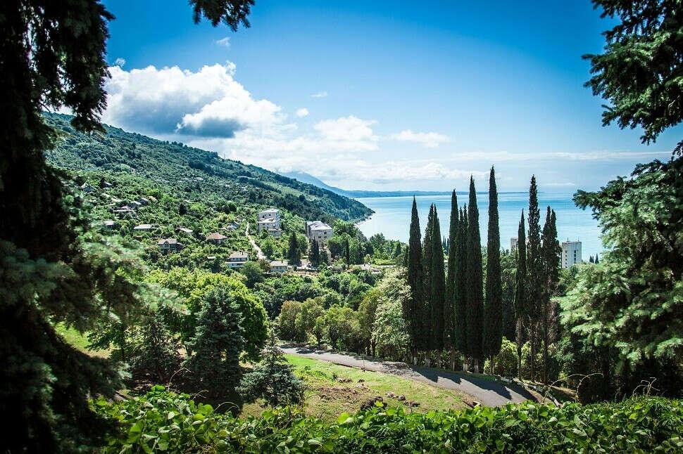 Хочу в Абхазию!