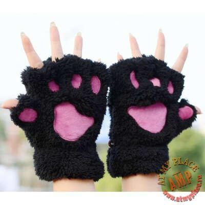 Перчатки-лапки