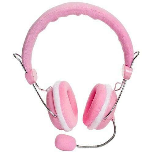Наушники с микрофоном «Для Блондинок»
