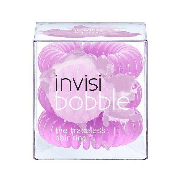 Резинка Invisibobble фиолетовая
