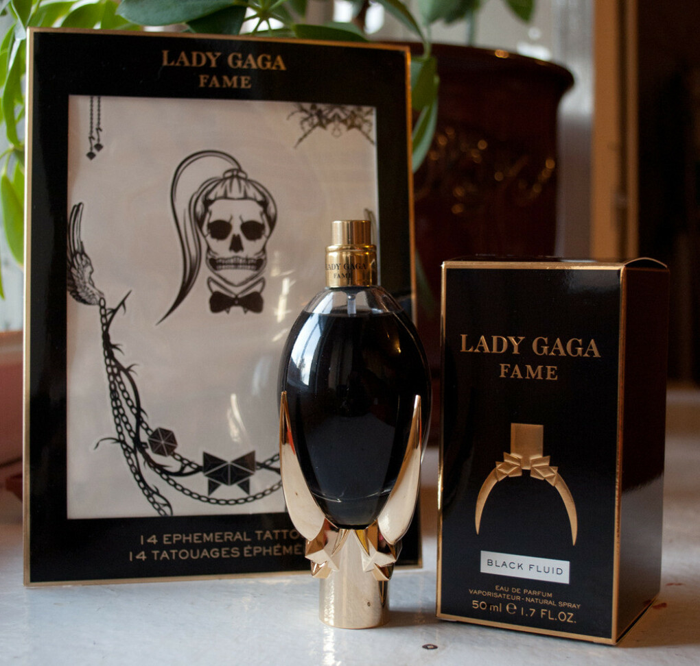 Духи от Леди Гага