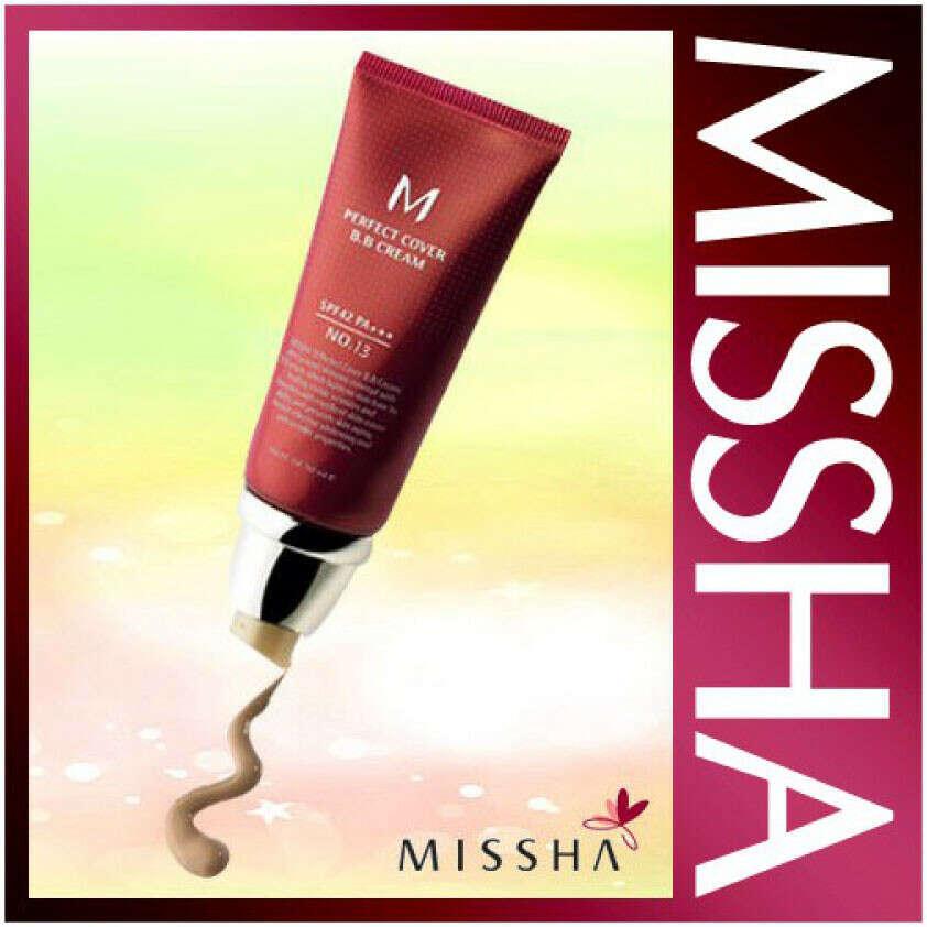 Тональный BB Cream от Missha