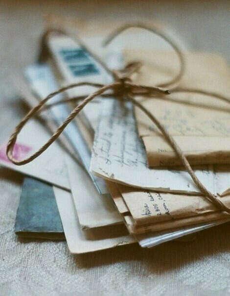 Получить бумажное письмо