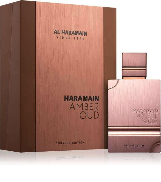 Amber Oud Tobacco Edition by Al Haramain Perfumes