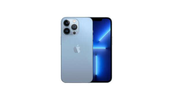 iPhone 13 Pro, 128 ГБ, небесно-голубой