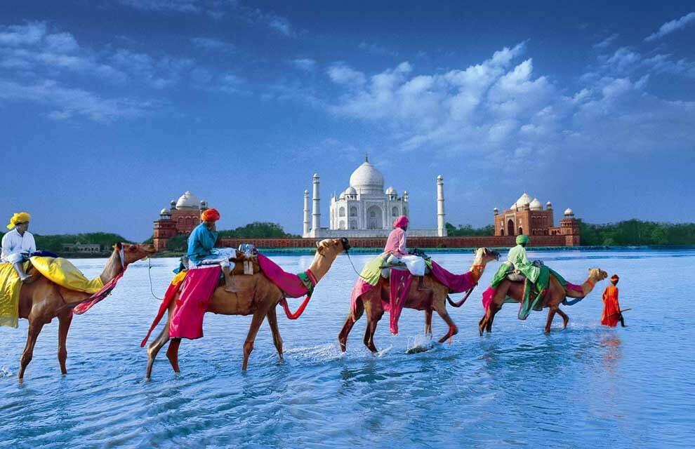 Путевка в Индию
