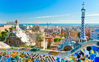 Посетить Барселону