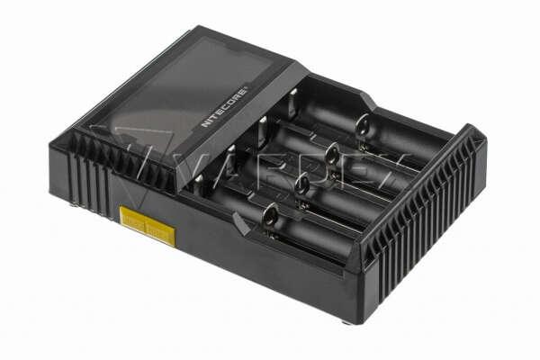 Зарядное устройство Brillpower Nitecore d4 для аккумуляторов