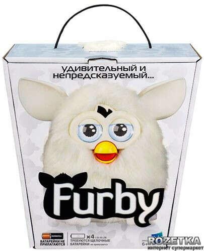 подарок - фёрби