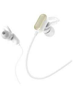 Xiaomi Millet Sports Bluetooth, белый/золотистый