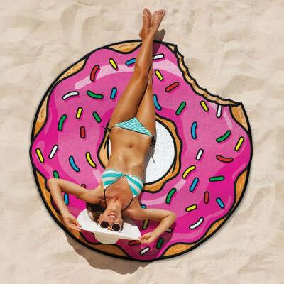 Donut полотенце