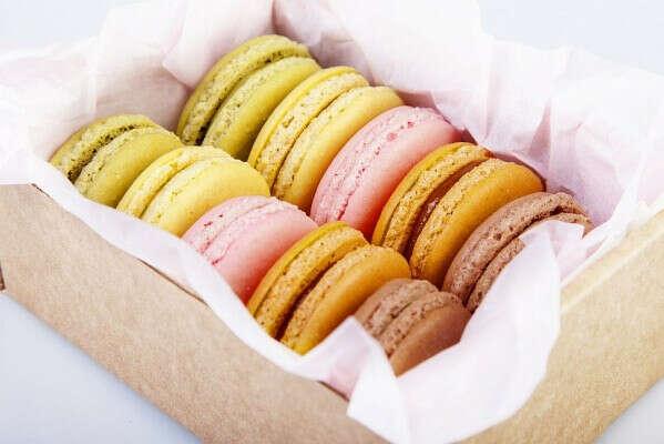 Макарена — macarons на заказ в Петербурге