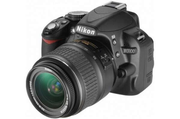 Фотоаппарат Nikon D3100 18-55 II Kit