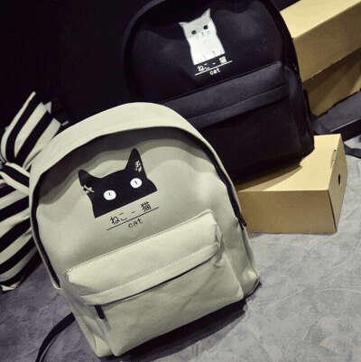 Рюкзак с котаном