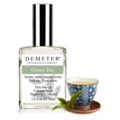 Demeter зеленый чай