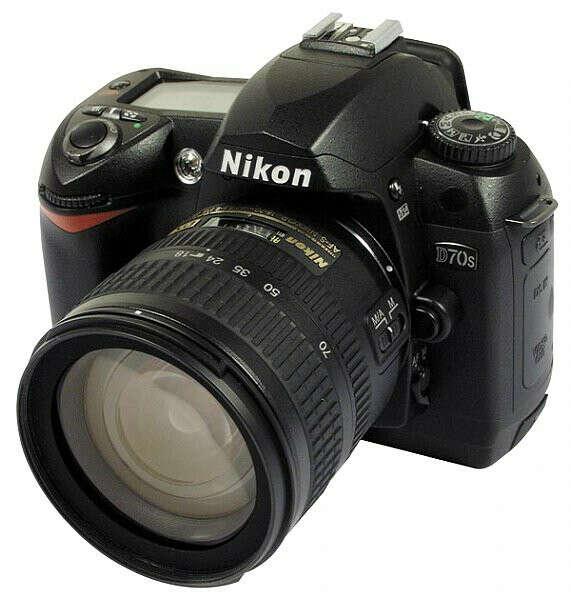 Професиональный фотоопарат