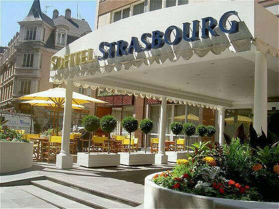 Учиться по обмену в  Страсбурге, Франция!)