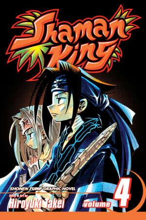 Манга: Shaman King 1 - 4