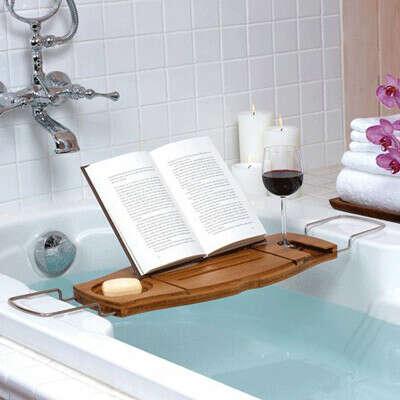 Столик-подставка для ванны «Bamboo»