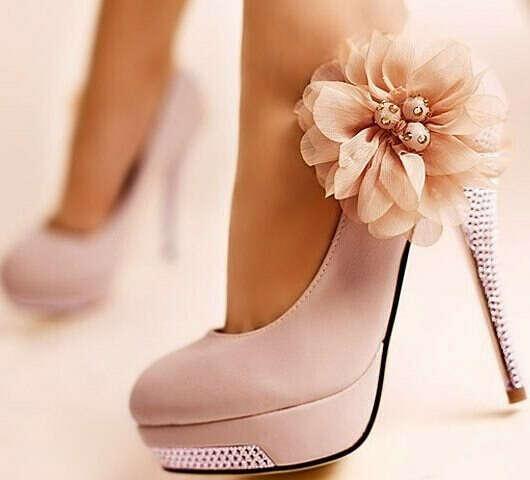 Красивые туфли ****